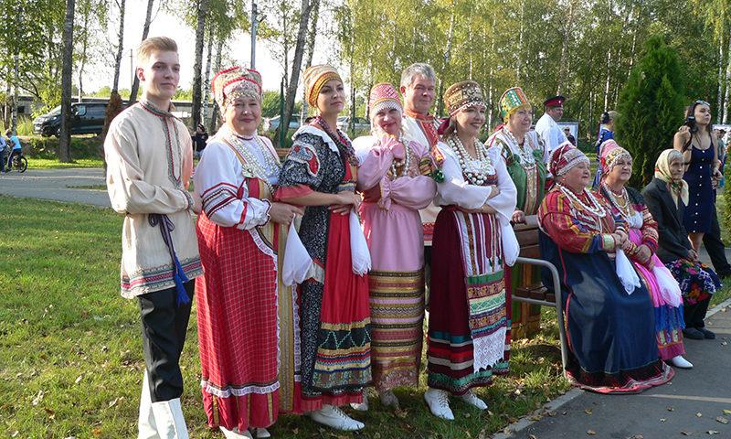 Региональный фестиваль прошел в Центральном
