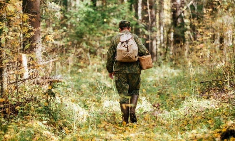 Камуфляжная одежда не для похода в лес