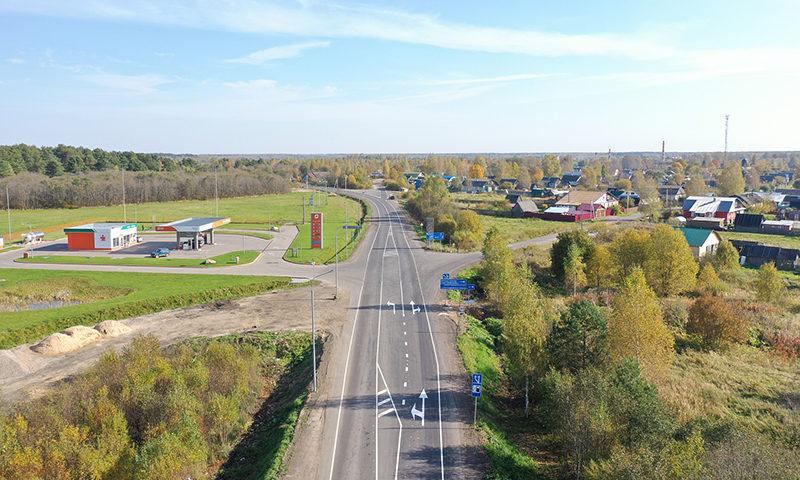 Безопасные и качественные автодороги 2020