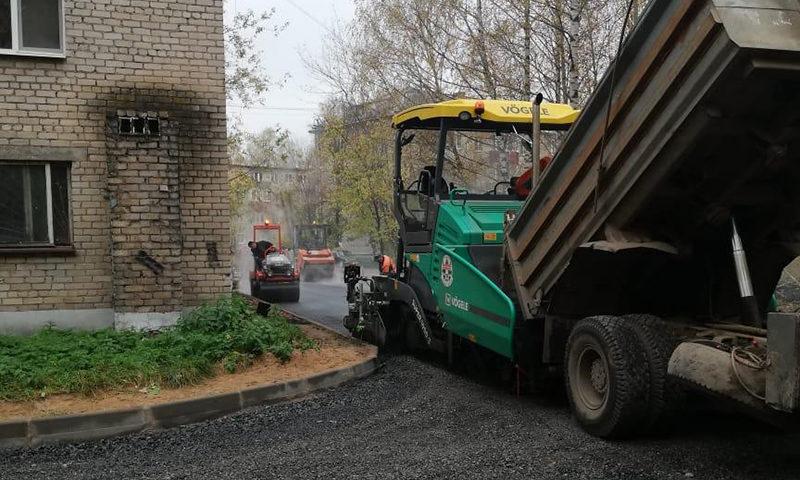Все дорожные ремонты примут до конца недели