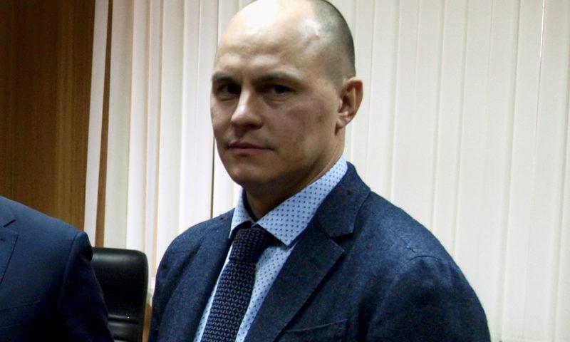 В Кимрской ЦРБ новый главный врач
