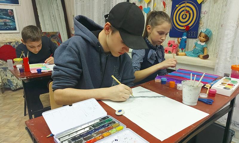 О творчестве учеников свежим взглядом
