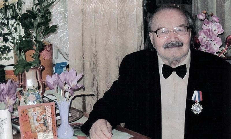 30 октября в Твери умер почетный гражданин города Кимры Павел Филиппович Титов