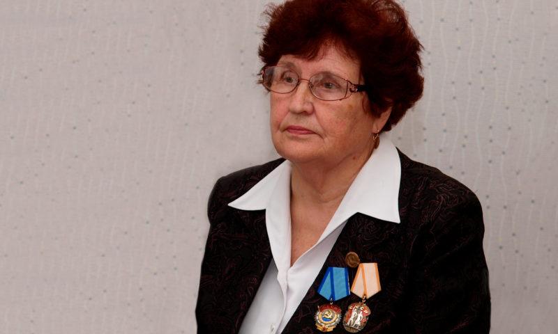 Ушла из жизни Н.П. Шошина, бывший председатель Кимрского городского Совета ветеранов