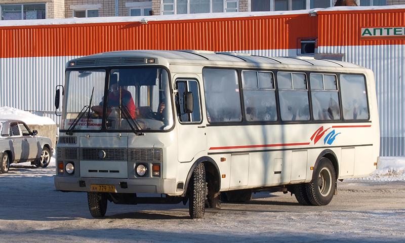 Новый порядок техосмотра автобусов