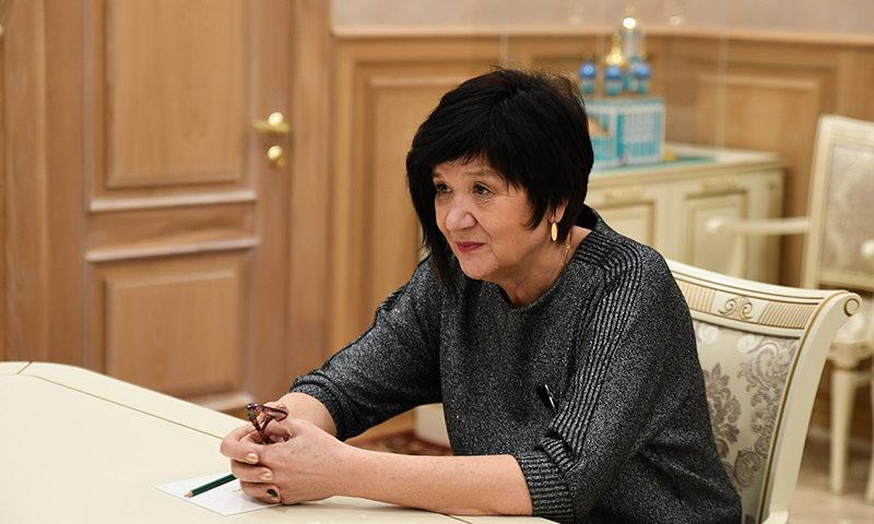 Ирина БАЛКОВАЯ: Работа власти должна быть видна жителям нашего города
