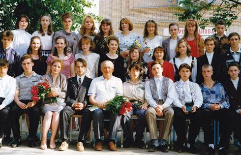 Юбилейный год для школы №3