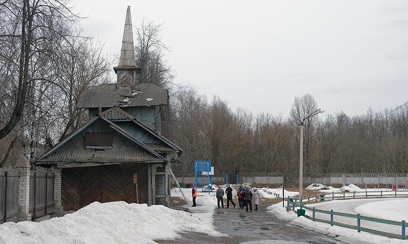 Стадионом «Звезда» в городе Кимры заинтересовался столичный ФК