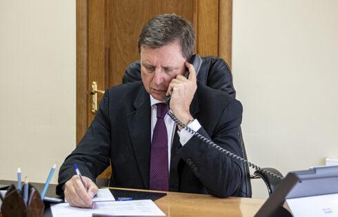 Андрей Епишин провел прием граждан