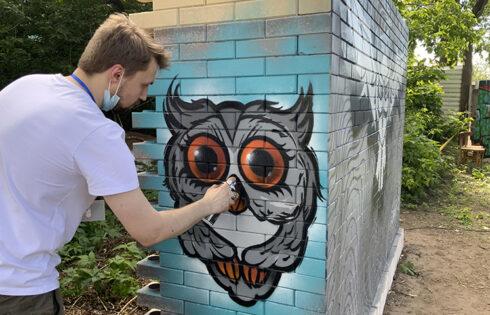 Фестиваль уличного искусства