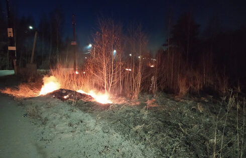 В Кимрах и Кимрском районе введен противопожарный режим