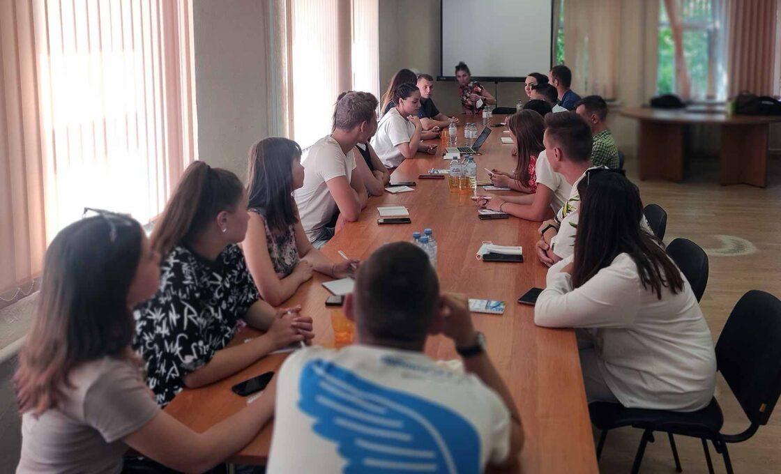Кимрские волонтеры решил открыть в городе собственный центр движения #МыВместе