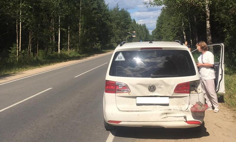 Водитель за рулем потерял сознание