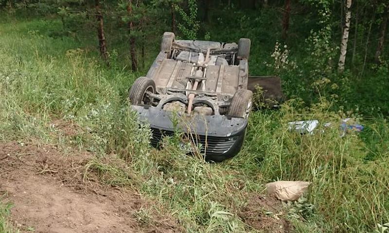 В ночной аварии в Кимрском районе погиб человек