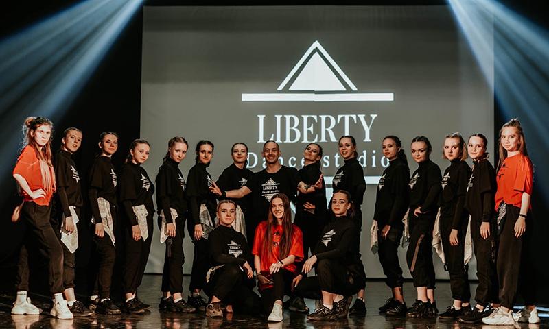 LIBERTY dance studio