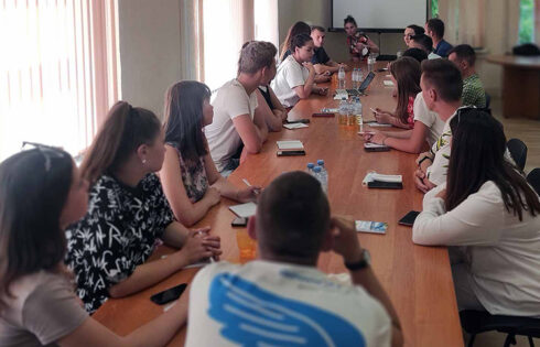 В Кимрах появится 13-й центр движения #МыВместе