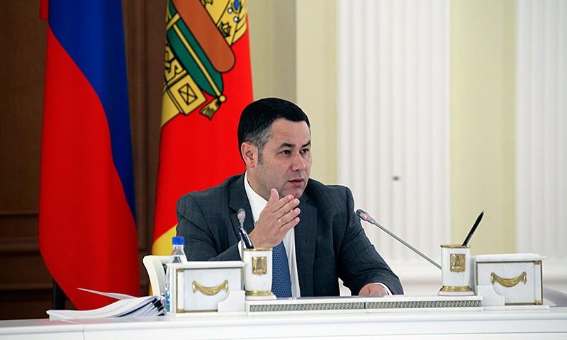 Губернатор Тверской области останется на своем посту по инициативе жителей города Кимры