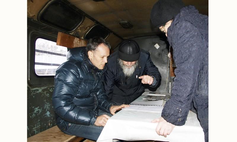 На месте памятника-самолета в Савелово будет построен храм